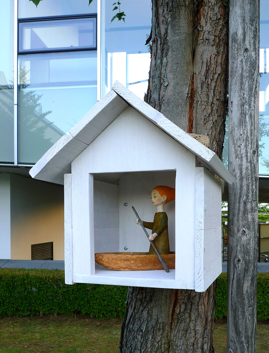 gallery birdhouse